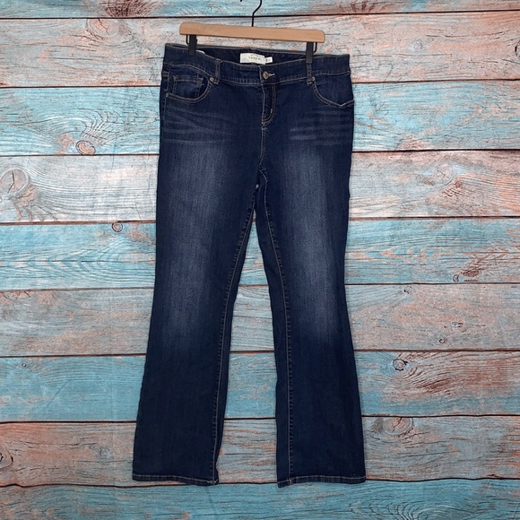 Torrid Bootcut Blue Jeans Size 14 Regular